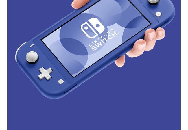 Switch、新色「ブルー」発売!!おしゃれすぎる…