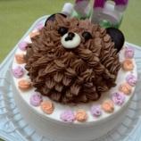 『食べてみたかったキャラケーキ』の画像