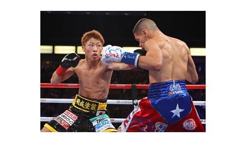 井上尚弥がニエベスにTKO勝利!米国など海外から賞賛コメントが殺到