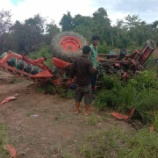 『地雷の事故』の画像