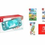 <Amazon>Nintendo Switch Lite ターコイズ+あつまれ どうぶつの森 -Switch など
