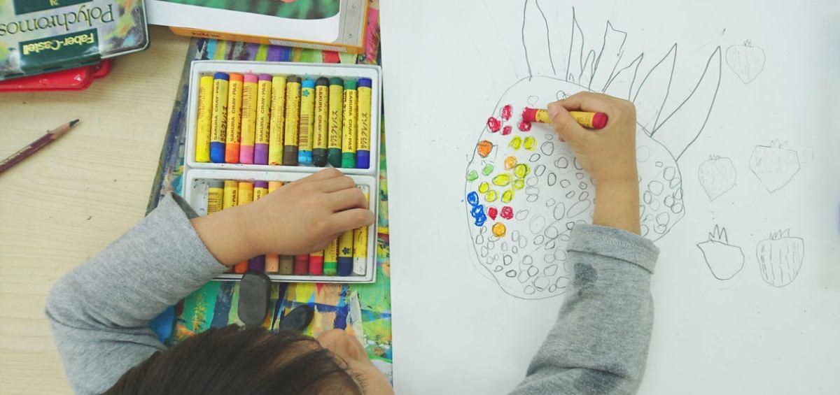 くにまさ美術アカデミー子供コース イメージ画像