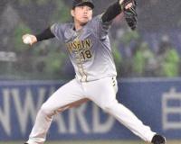 阪神・馬場、1回0封3勝「何とか0点で抑えることができてよかった」