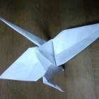 『おりがみで「折り鶴」折れますか?』の画像