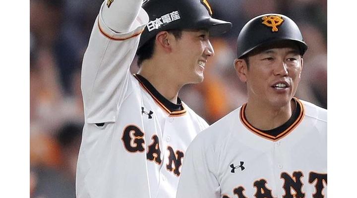 【 動画 】巨人・小林、逆転タイムリー!打率10割も継続中!