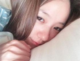 AAA伊藤千晃の寝起き「すっぴん」が可愛すぎると話題に