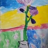 『庭の花』の画像