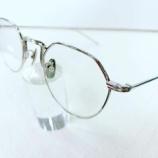 『Mr.Gentleman Eyewear『EDWORD』再入荷しました』の画像