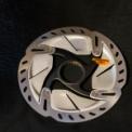 ディスクブレーキのローターをSM-RT800に変更