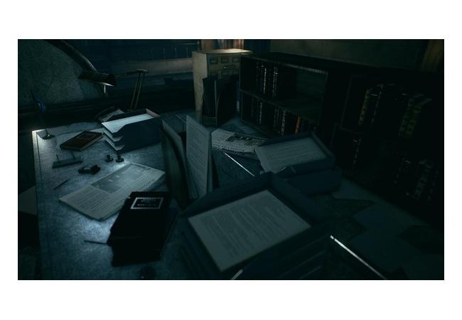 【バイオハザード7】未使用なアセット見つかる、バイオ2の警察署の画像など