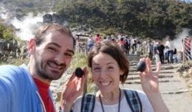 【日本旅行】     日本の 富士山 と 箱根  に行って来た。   海外の反応