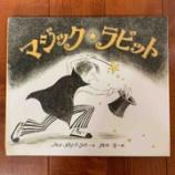 『再会の奇跡はあらゆるマジックを超えた│【絵本】171『マジック★ラビット』』の画像