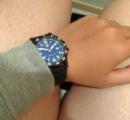 【画像】ニートだけど腕時計買ったから見ろ