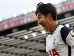 韓国代表ソン・フンミンさん、4試合7ゴールでプレミアの得点ランキング1位www