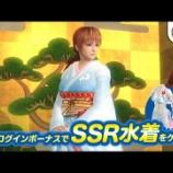 『年忘れ&新春初夢PV 『DEAD OR ALIVE Xtreme Venus Vacation』』の画像