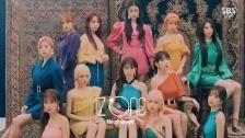 IZ*ONE、来週2/23放送「人気歌謡」に出演