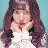『[イコラブ] 佐竹のん乃、美容師さんのインスタに…』の画像
