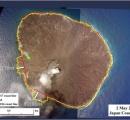 【すくすく】 気象庁「西之島のマグマが衰える気配がない」 東京ドームの約59倍に拡大