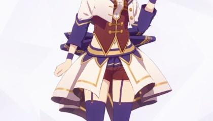 【ウマ娘】共通服が1番似合うのはドトウちゃんだと思う