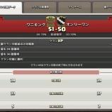 『【16連勝】日本クラン「オンリーワン」さんに勝利!』の画像