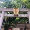 仁徳天皇が創建説あり。熊野街道沿いにある『阿倍野王子神社』は平安時代、熊野詣で賑わった神社