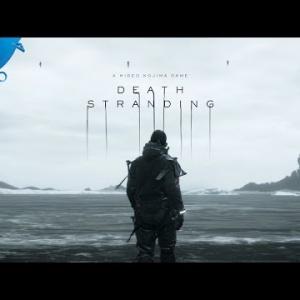 『DEATH STRANDINGローンチトレーラー』の画像