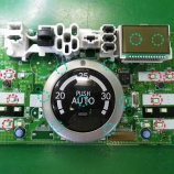 『VOXY60G エアコンパネルのLED交換(LED打ち替え)手術』の画像