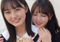 【新鮮】遠藤さくら×与田祐希、妹に見えるのはやっぱり・・・wwwww