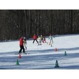 『初心者スキー教室』の画像