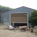 『車庫の設置』の画像
