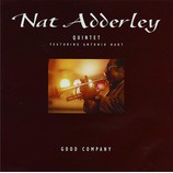『CD Review:NAT ADDERLEY QUINTET「GOOD COMPANY」』の画像