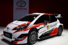 【WRC】スウェーデンで君が代、トヨタが突き崩したWRCの「一社独占」