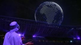 【東京五輪】開会式「ドローン」の演出、韓国人が起源主張…「平昌五輪のパクリ」「韓国から学んだにしても、もっと派手にやらないと」
