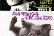 ( ^ω^)にゃんにゃんお「ネコと話そう」獣医がネコ語を翻訳