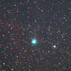 『久々のジャック彗星(C/2014 E2)』の画像