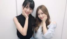 【乃木坂46】星野みなみと賀喜遥香の2ショット強い!!!
