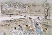 日本併合前の、朝鮮の伝統的な遊びwwwwwwwwwwwwwwwww