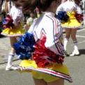 2015年横浜開港記念みなと祭国際仮装行列第63回ザよこはまパレード その70(横浜市立金沢高等学校バトントワリング部WINNERS)