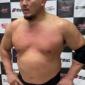 昨日の栃木大会後、岡林選手から1/2のタイトルマッチに向けて...