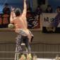青木真也選手の「いつでもどこでも挑戦権」をゲットした瞬間を連...
