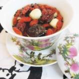 『薬膳スイーツ「黒糖生姜のマドレーヌ」と「黒糖胡桃」を作って、「コープカルチャー宝塚」さんでの講座の準備…』の画像