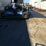 『愛知県大府市 工場内道路のアスファルト舗装修繕工事』の画像