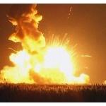 【動画】爆発炎上した米ロケット、千葉工大開発のカメラ「メテオ」を搭載