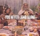 【動画】イエス、ブッダ他世界の神々が勢揃い(1人欠席)してラム料理を食べるCMが話題に