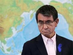 河野防衛相、茂木外相「韓国と全力で喧嘩するから宜しく!」