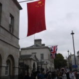 『中国主席が国賓訪英 祝砲103発で出迎える英国を「先見の明あり」とほめ殺し』の画像