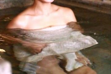 中村静香さんお風呂で下のいろんなものが見えちゃう