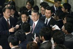 田中防衛相「国民の生命と財産を守るとの使命を果たせた」
