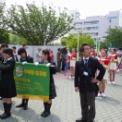 2013年 第10回大船まつり その3(鎌倉女子大学中等部・高等部マーチングバンド)