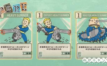 Fallout 76:Heavy Gunner(Strength)